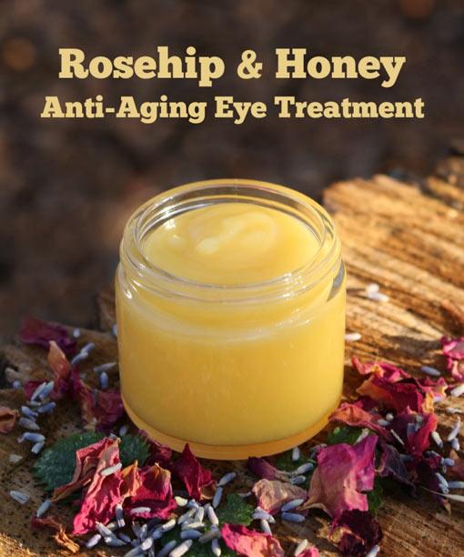 Rosehip anti aging cream