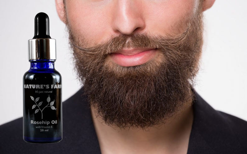 The Alternative Beard Oil – Rosehip Oil