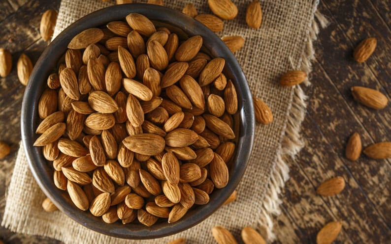 almond rub