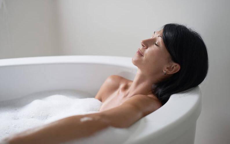 rosehip bath