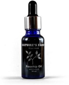 natures farm rosehip oil