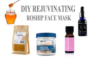 Rosehip Face mask