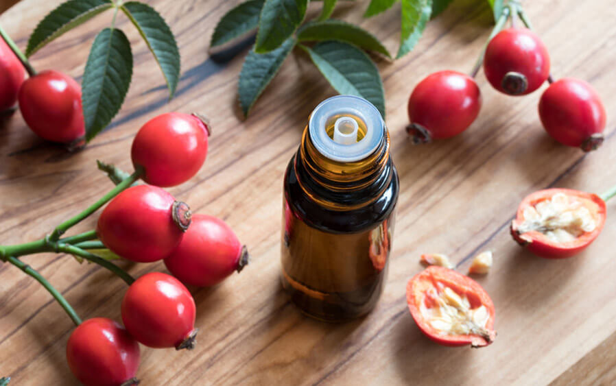 5 Great Benefits of Rosehip Oil